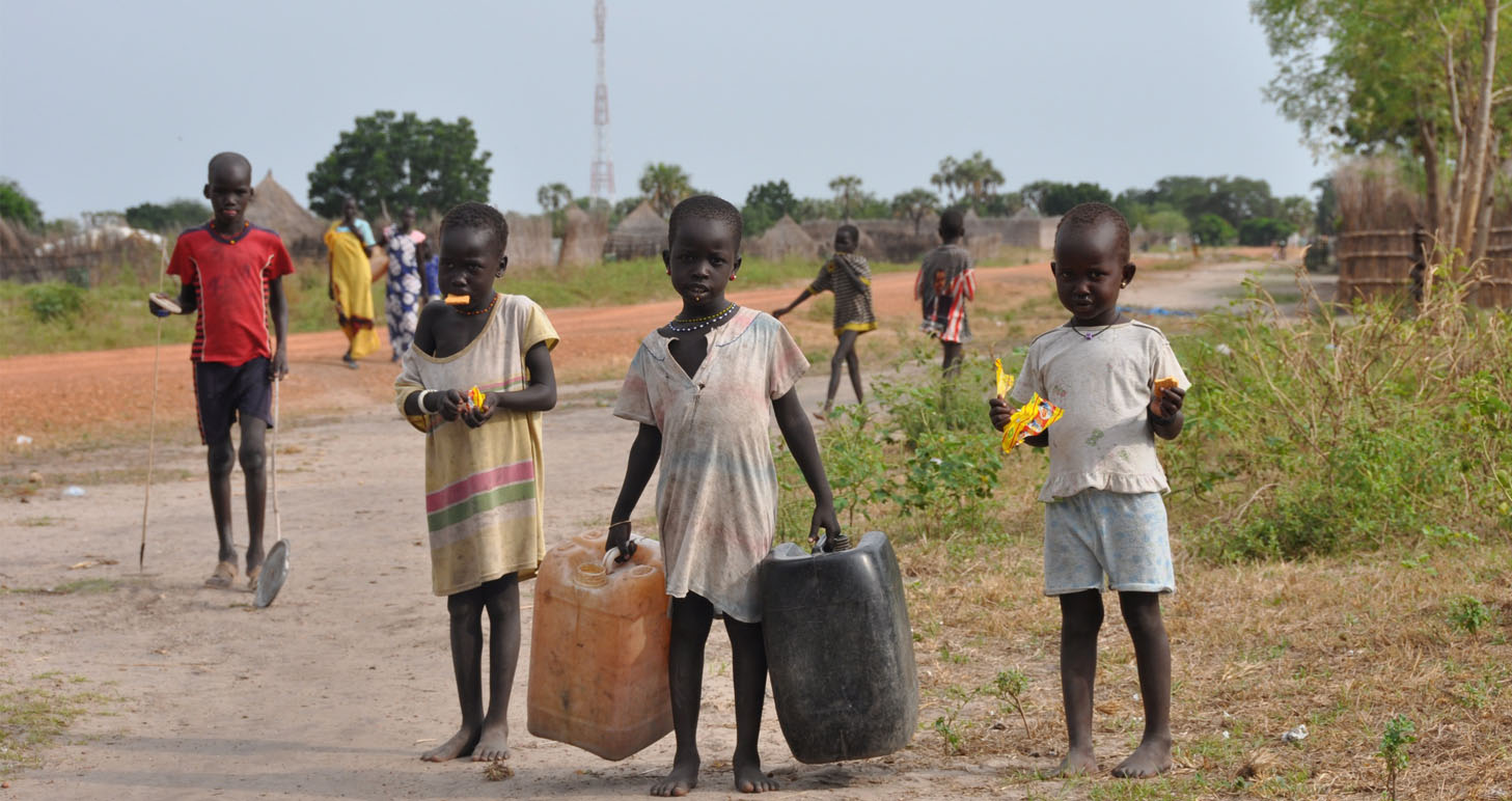 help get water to southsudan on forsouthsudan.com